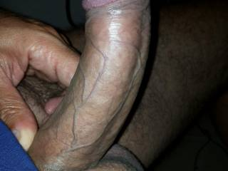 mmmm A big Kiss for your nice looking hard Cock . X Ella X