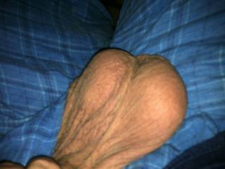 Is that just for women or can I have your balls in my mouth til your cock hard and starts dripping cum, then you could fill my mouth with your cum
