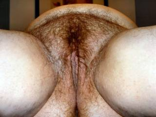MMMMM!  How long would you let me eat your pussy? Three orgasms? Five?