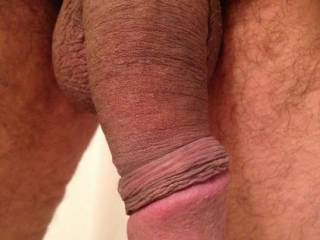 love to see my dick hangging