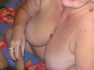 Big tit homemade mmf pics