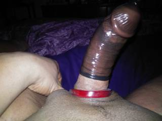 Who wants to suck on this huge fat cock?