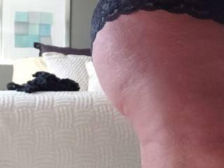 My black panties