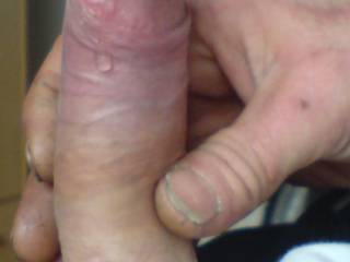 put it in my mouth so i can lick your pre cum and take it deep?