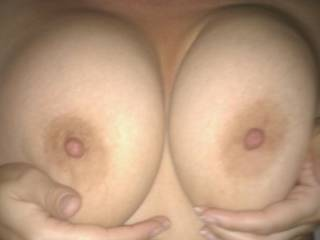 They are amazing. I Want to put my dick between them and fuck untill I cum