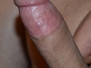 mmm I'd like to suck hubby's cock :)