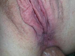 Would you like to see my cock in her pussy at the same time