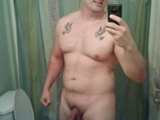 You are very sexy and have a thick large penis that would fill my pussy