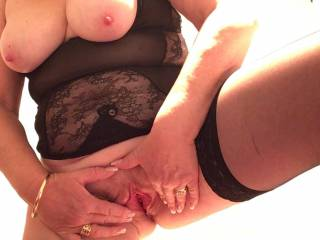 my pussy wanting some fun... what\'s missing?