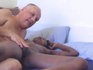 Enjoy some pics showing porn actress JessyK in a nice interracial cowgirl action