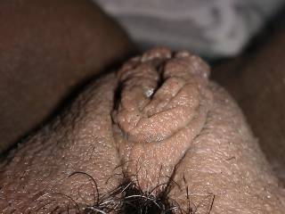 I can't get enough viewing of your pussy!  You see a lot of them here, but you've got the perfect pussy!