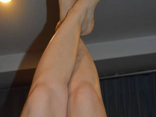 more of my GF\'s sexy feet