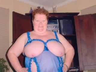 Nice fat flabbers. I can imagine your huge fat ass from behind. MMMmmmm!
