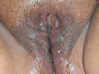 I would love to lick all that up!