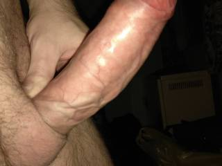 my big dick in darkness