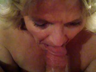 She likes to suck cock