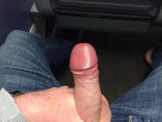 Bored on the train home after work...