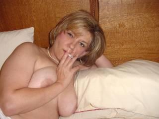 Big naked boobs breast feeding men