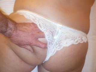 Her cute ass