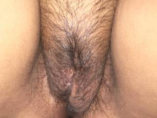 I grew my pussy hair out for mr01234566. Hope you like it.
