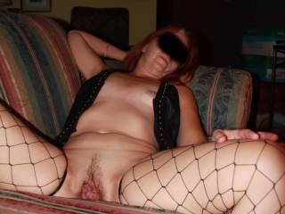 I LOVE the fact that my pics make soooooo many of you studs rock hard and cum. My friend Teenyweenie requested pics of me spread on the couch, with one foot on the floor. I know these aren\'t all on the couch, but thought you would enjoy these better.