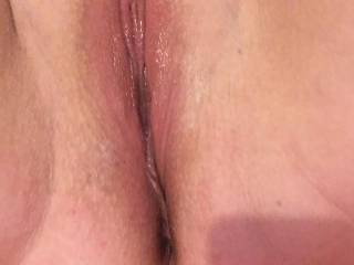 It's a while since we uploaded anything - who's missed my wife's beautiful pussy?