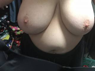 I'm so lucky that I get to suck and fuck these 40dd''s