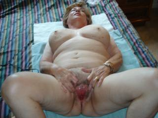 Tight hot old pussy