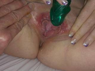 MMM very nice.. I would love to put my 9 inch cock balls deep inside you all night long
