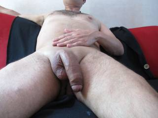 beautiful big cock, would love to suck the cum out of you