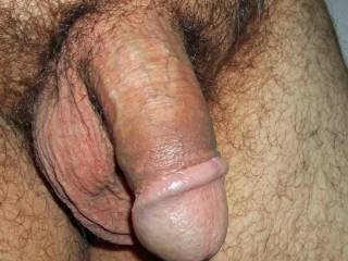 Your cock is very beautiful and I would love to take care of it, lick it and caress it until it gets hard and ready to explode