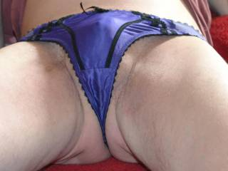 I would love you to catch me wearing this thong...