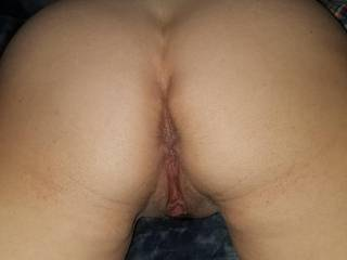 I love my big ass spanked and fucked