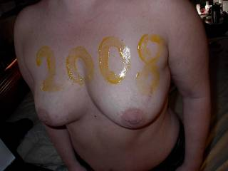 It\'s been since last year since my tits were sucked. Damb