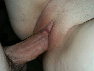 I would love to help out....slide my cock in with his or in any hole you want. Love your tight thick lips...love to feel them around my cock while i suck his nice cock