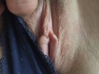 Wife\'s lovely pussy