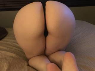 The Wife's big fuckable ass