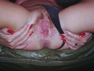 Spreading for you boy\'s x