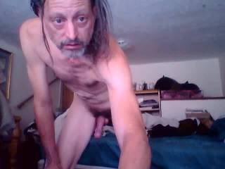 what\'s a guy to do when he\'s horny and love to watch and share porn:)  tho this an older pic so I have short hair and now whiskers..lol