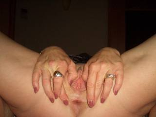 ma langue pour cette belle chatte de mature my tongue for this beautiful mature pussy