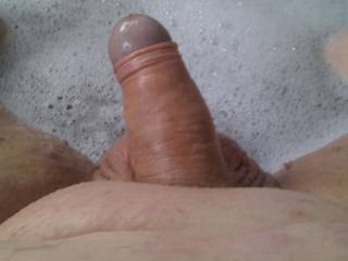 Damn that's a tasty looking cock,made my tounge hard...:)
