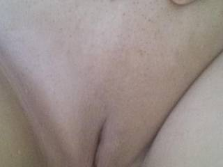 Nice - I could shave my cock and balls and give you a full and smooth sensation deep within :)