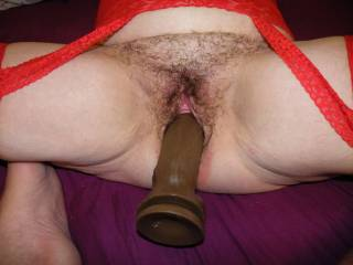 Would enjoy a video of you pounding that gorgeous pussy with that BBC!