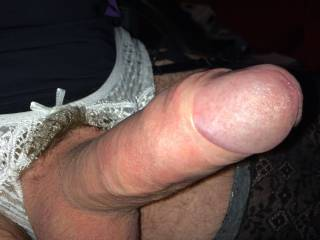 nice i am wearing right now too love to suck that in panties