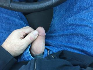 I love my cock .... I let it hang out as much as I legally can . It's always out when I'm driving especially . Rock out with your cock out is my moto .do u like it ?