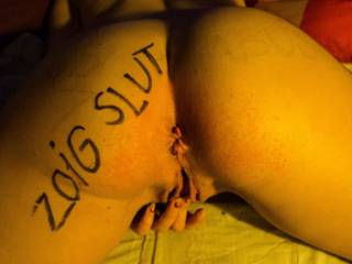here\\s one zoig slut, horny and available...