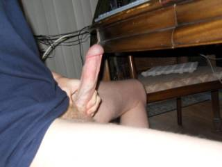 would love to stradle your legs slide my wet pussy down onto your thick cock n hupm the F%%%k out of it