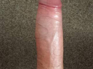 Just shaved my cock. Thought I\'d take a picture for you all.