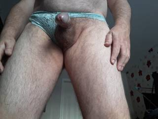 my cock just poped out.