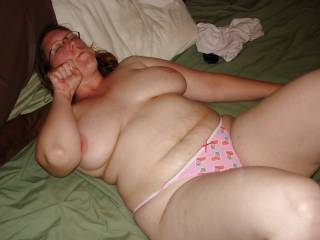 Fuck yes I love a big natural real woman's body